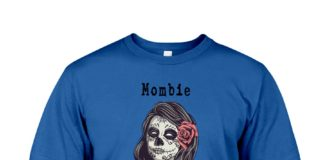 Mombie definition shirt