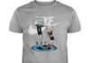 Rick and Morty Nike Carolina Panthers shirt