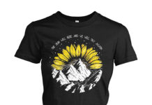The sun will rise and we will try again women shirt
