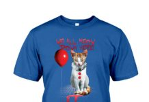 We all meow down here T-Shirt