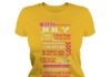 10 reasons Queens are born in July shirt