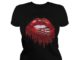 Arizona Cardinals love glitter lips shirt