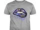 Baltimore Ravens love glitter lips shirt