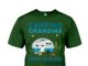 Camping grandma young at heart slightly older shirt