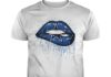 Dallas Cowboys sparkle lip unisex shirt