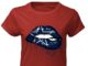 Dallas cowboys love glitter lips shirt