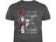 Dr Seuss I will love my Dallas Cowboys here or there shirt
