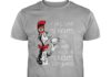Dr Seuss I will love my Green Bay Packers here or there shirt