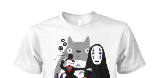 Ghibli'd Away unisex shirt