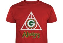Green Bay Packers Deathly Hallows Always shirt