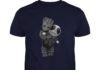 Groot hug Jack Skellington shirt