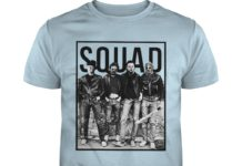 Halloween Horror Squad shirt