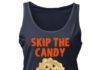 Halloween skip the candy give me pierogi shirt