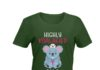 Highly Koalafied CNA shirt