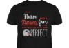 I'm a nurse and Patriots fan which means I'm pretty much perfect unisex shirt