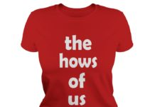 Kathryn Bernardo the hows of us shirt