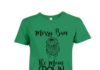 Messy bun the mom crown shirt