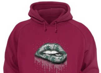 Michigan State Spartans Lips shirt