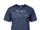 Moo point definition shirt