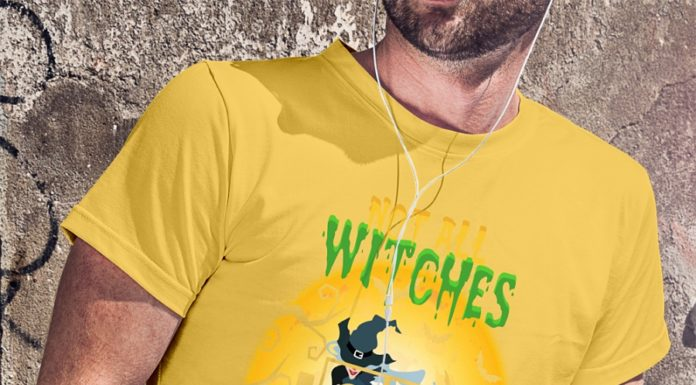 Not all witches drive broomsticks shirt