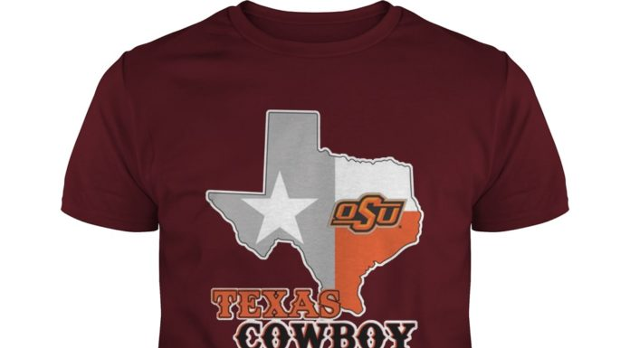 Oklahoma State Cowboys vs texas cowboy shirt