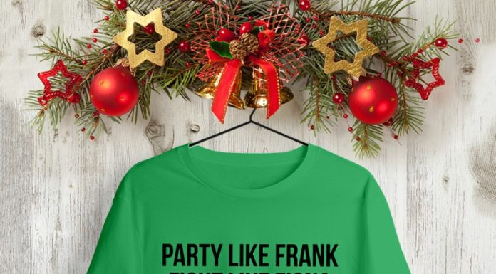 Party Like Frank Fight Like Fiona Be A Genius Like Lip shirt