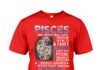 Pisces will keep it real 100% prideful shirt