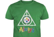 Pittsburgh Steelers Deathly Hallows Always shirt