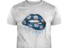 Pittsburgh Steelers love glitter lips shirt