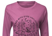 Princess Mononoke to see with eyes unclouded shirt