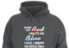 Roses red are violets are blue I have 5 fingers the middle one's for you unisex hoodie