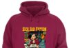 Sick Sad Fiction - Daria's jane lane and the Pulp Fiction unisex hoodie