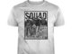 Squad Freddy Jason Michael Myers and Leatherface halloween unisex shirt