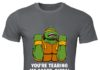 Teenage Mutant Ninja you're tearing me apart pizza classic men shirt