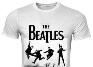 The Beatles Jump at Sefton Park classic men shirt