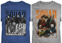 The Nightmare Ends On Halloween Squad shirt
