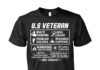 US veteran multi tasking problem solving likes liquor unisex shirt