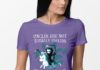Unicorn Uncles are not totally useless we can be used as bad examples shirt