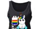 Unicorn in case of accident my blood type is rainbow shirt