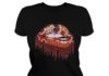 Washington Redskins love glitter lips shirt