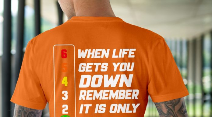 When Life Gets You Down Remember It is Only One Down The Rest Is Up shirt