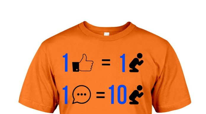 1 Likes equal 1 Prayers 1 comment equal 10 Prayers 1 share equal 100 Prayers shirt