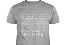 American Horror Story season 8 Apocalypse – We will survive the apocalypse shirt
