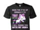 Back the fuck up sprinkle tits today is not the day unicorn and shit rainbow unisex shirt