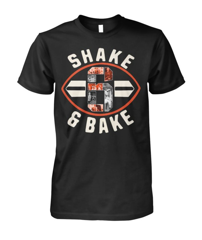 Baker Mayfield shake and bake unisex shirt