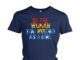 Be the woman you needed as a girl women's crew tee