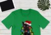 Black Cat Led Christmas Lights shirt