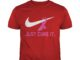 Breast cancer just cure it nike shirt