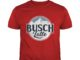 Busch Latte Busch Light shirt