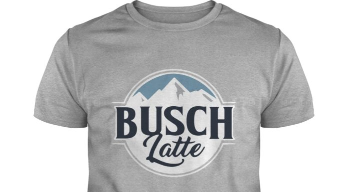 Busch Latte shirt